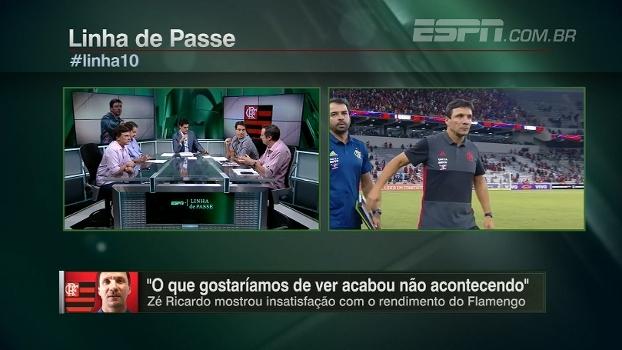 Para Gian, Flamengo tem obrigação de brigar até o final pelo título brasileiro