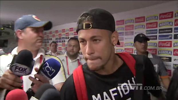 Neymar diz que a seleção está feliz pelos resultados da data FIFA e exalta teor de grupo dos comandados de Tite