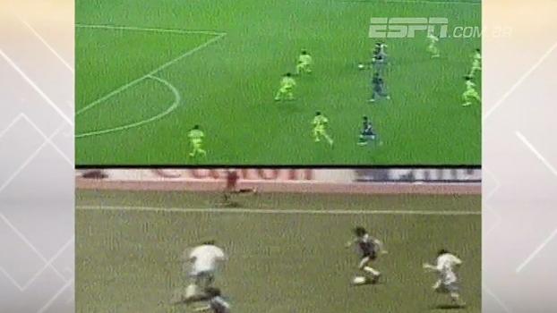 Messi ou Maradona? Há 10 anos, o atacante do Barcelona 'copiava' ídolo em gol histórico