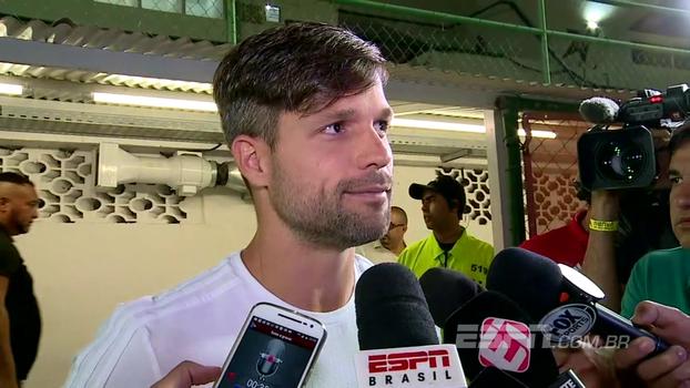 Em 'noite especial', Diego agradece carinho da torcida, vê Fla fortalecido e começa a pensar no São Paulo