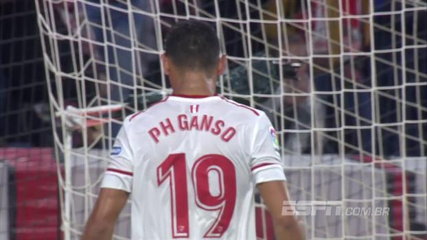 LaLiga: Melhores momentos de Sevilla 0 x 0 Levante