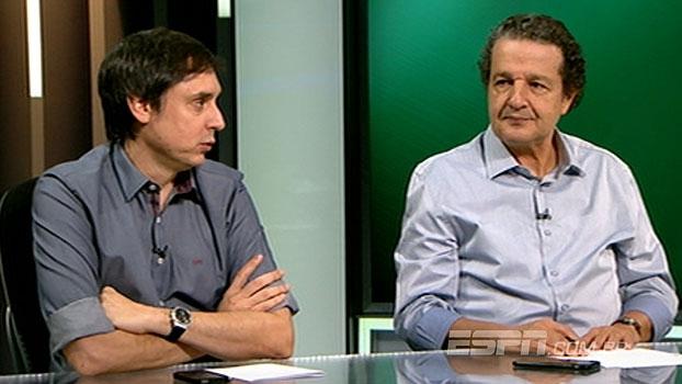 Tironi: 'Fred foi muito mal tratado pelo 7 a 1; é um excelente atacante'