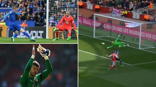 Reflexo de Gomes, elasticidade de De Gea e pênalti de Forster brilham nas defesas da semana na Premier League