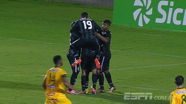 Copa São Paulo: Melhores momentos de Botafogo 2 x 1 Mirassol
