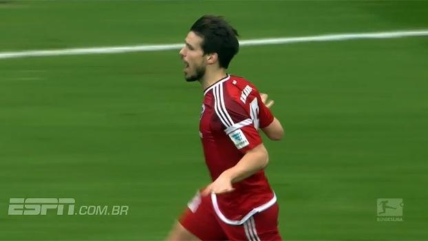 Ingolstadt surpreende e vence Eintracht Frankfurt fora de casa
