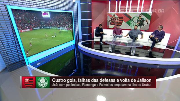 'Não existe quantidade de árbitros para todos esse jogos'; Sálvio analisa arbitragem do Campeonato Brasileiro