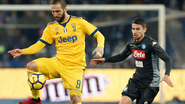 Veja os melhores momentos da vitória da Juventus sobre o Napoli por 1 a 0 pelo Italiano
