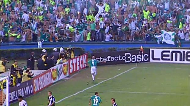 Ponte x Palmeiras de 2008 teve Aranha no gol, pintura de Valdívia e título alviverde; relembre