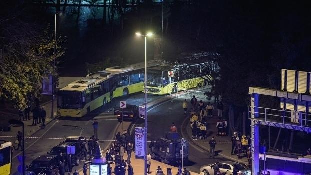 Atentado próximo ao estádio do Besiktas deixa 29 mortos e 166 feridos