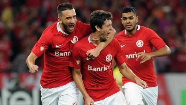 Gaúcho: Gol de Internacional 1 x 0 Caxias