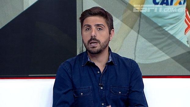 Nicola traz informações sobre possível troca entre Santos e Corinthians
