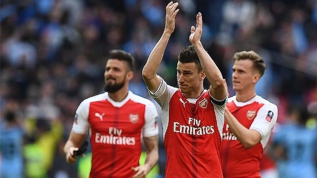 Copa da Inglaterra: Melhores momentos de Arsenal 2 x 1 Manchester City