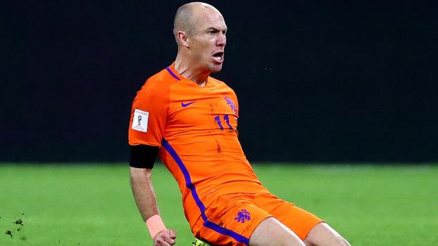 Veja os gols da vitória da Holanda sobre a Suécia por 2 a 0 pelas Eliminatórias Europeias