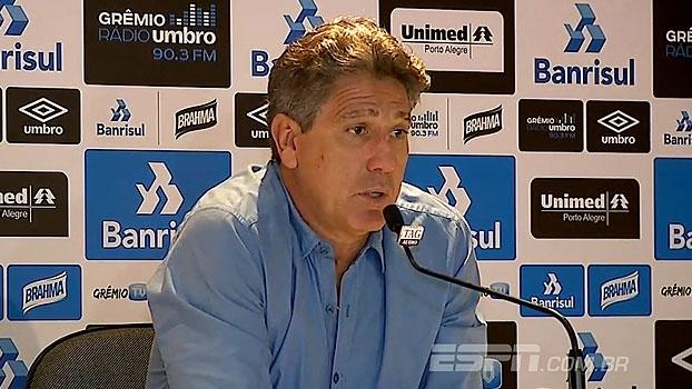 Renato Gaúcho diz que Grêmio deveria ter vencido o Corinthians e comemora goleada: 'Segundo melhor jogo do ano'