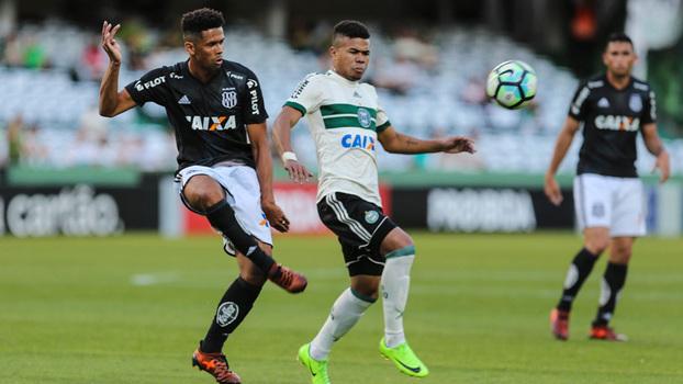 Brasileiro: Gols de Coritiba 1 x 1 Ponte Preta