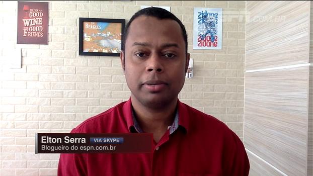 Elton Serra fala sobre frustração e oscilação do time do Bahia no Campeonato Brasileiro