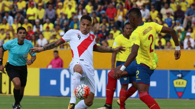 Veja os gols da vitória do Peru sobre o Equador por 2 a 1 pelas Eliminatórias Sul-Americanas