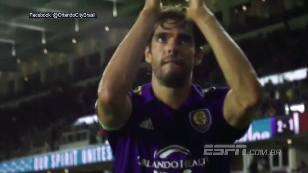 Veja vídeo de homenagem do Orlando City depois de Kaká anunciar que não renovará com o clube