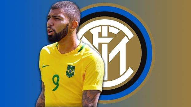 Gabigol à Itália e fica próximo de acerto com a Inter de Milão; veja gols do atacante