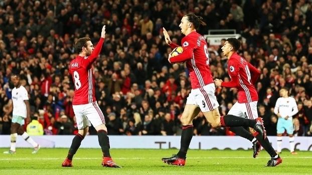 Copa da Liga Inglesa: Melhores momentos de Manchester United 4 x 1 West Ham