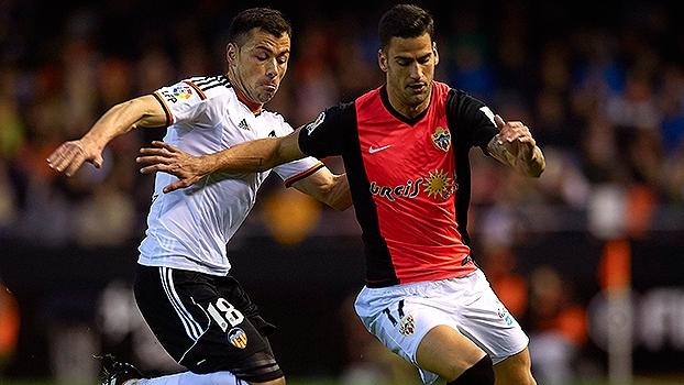 Assista aos gols da vitória do Valencia em cima do Almería por 3 a 2