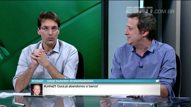 Gian: 'Não consigo ver chances do São Paulo ser rebaixado neste campeonato de nível técnico tão baixo'