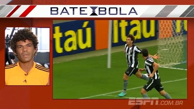 Camilo analisa grupo do Botafogo na Libertadores como 'extremamente difícil, mas prega otimismo
