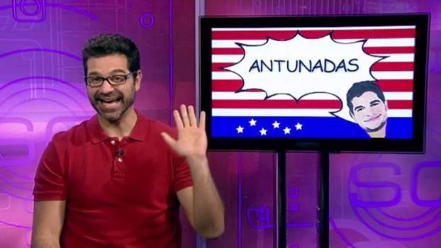 'I'll be back': Paulo Antunes sai de férias e Antunadas volta dia 26 de agosto