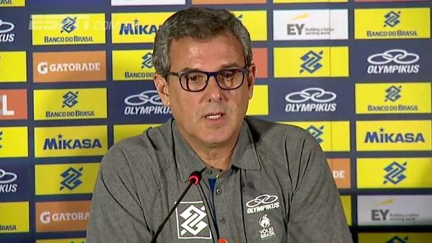 'Não me via fora'; Zé Roberto Guimarães anuncia permanência até os jogos de Tóquio
