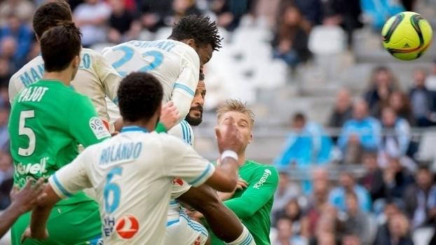 Francês: Gols de Olympique de Marselha 1 x 1 Saint-Étienne