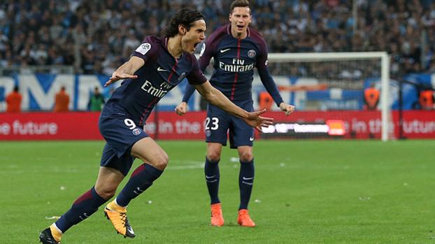 Veja os gols de Olympique de Marselha 2 x 2 PSG