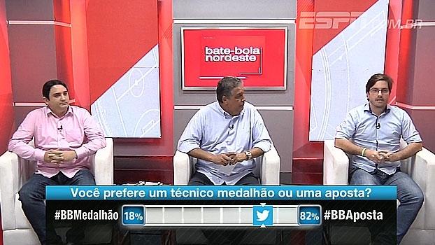 BB Nordeste analisa nova geração de técnicos e ressalta coragem e respaldo dos clubes