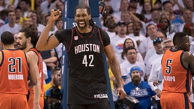 NBA: Lances de Oklahoma City Thunder 109 x 103 Houston Rockets