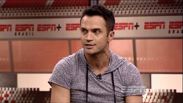 No 'Resenha ESPN', Falcão elege os gols mais bonitos e importantes de sua carreira
