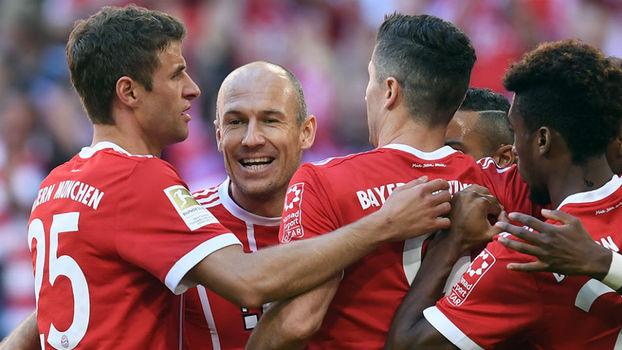 Veja os gols da goleada do Bayern sobre o Freiburg por 5 a 0