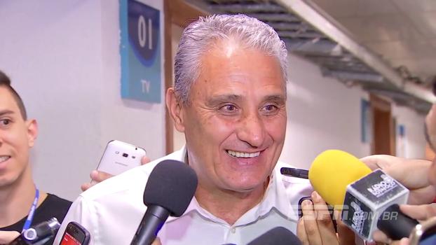 No Nilton Santos, Tite fala sobre jogadores que pode observar e vê campanha do Corinthians como 'fora dos padrões'