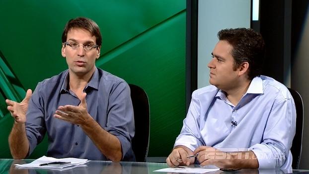 Arnaldo analisa vitória heroica do Atlético-PR e exalta Carlos Alberto: 'Joga para caramba!'