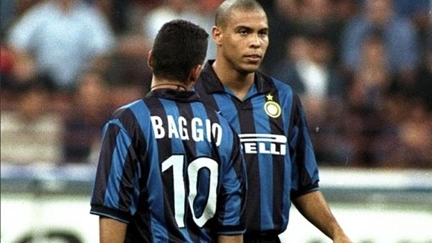 98: Roma saiu na frente com Paulo Sérgio, mas tomou a virada da Inter graças a Baggio e companhia