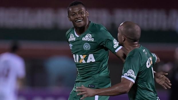 Brasileiro: Gols de Fluminense 1 x 2 Chapecoense