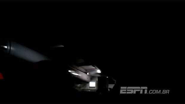 Equipe do Belgrano se assusta com falhas elétricas antes da decolagem e deixa avião