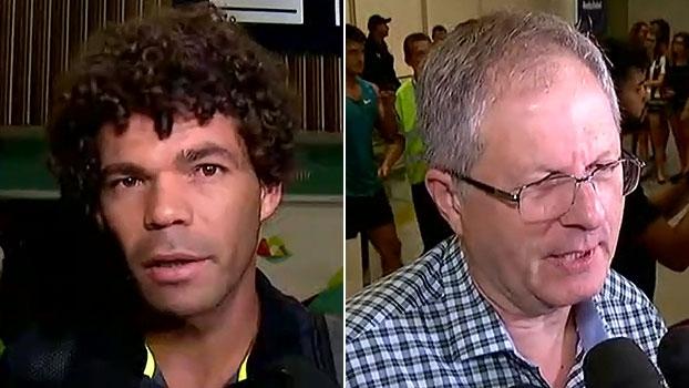 Presidente do Botafogo fala em 'prêmio' após classificação; Camilo comenta lesão que ainda incomoda