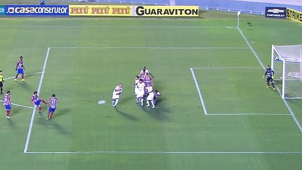 Série B: Gol de Vila Nova 0 x 1 Bahia
