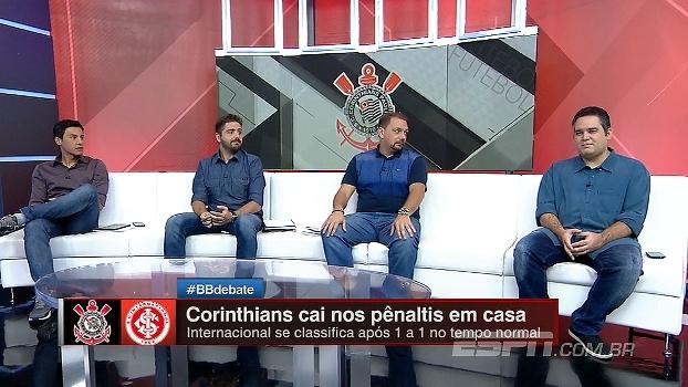 Arena Corinthians com zica? BB Debate analisa eliminações do Timão em casa