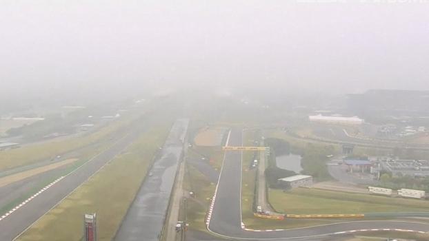 Formula 1: Neblina atrapalha 1ª dia do GP da China; Massa é 2º