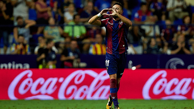 Com gol de pênalti no fim, Levante supera Villarreal em casa