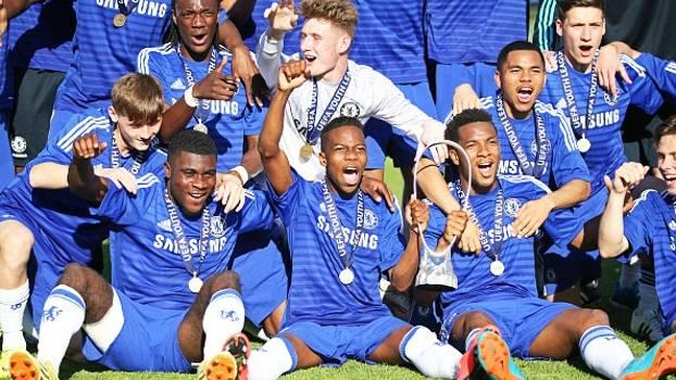 Chelsea vence Shakhtar e é campeão da Champions League Sub-19