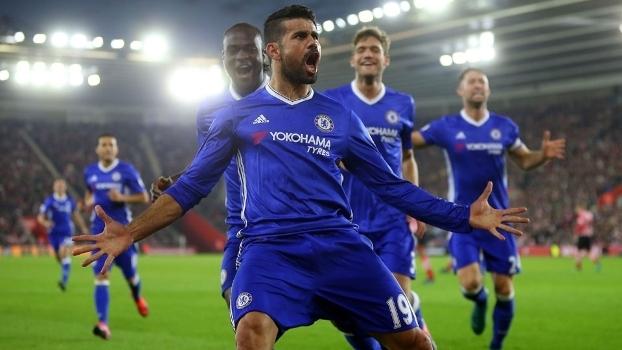 Premier League: Gols de Southampton 0 x 2 Chelsea