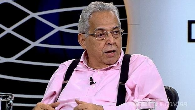Eurico lamenta momento do futebol e explica baixas médias de público no Carioca