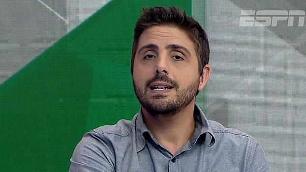 Jorge Nicola fala sobre acerto do Palmeiras com novo zagueiro: 'Deve anunciar nas próximas horas'