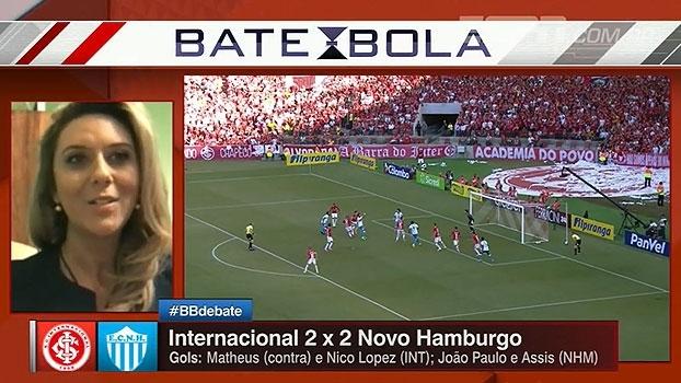 Jornalista fala sobre 'momento mágico' do Novo Hamburgo e palco do jogo de volta